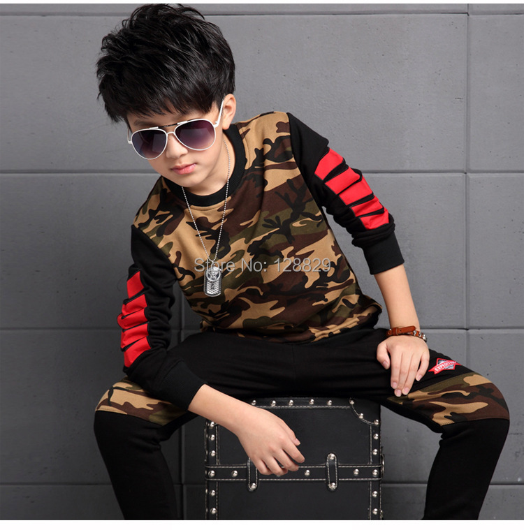 Boys Clothing Sets (8)