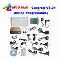2016 New Carprog V8.21 Online Version Including Much More Authorization Car Prog 8.21 Full Programmer Auto Repair Tool DHL Free