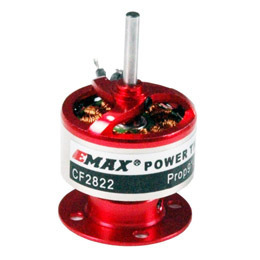 free shipping EMAX CF2822 KV1200 Suitable for 11.1V li-po Brushless Motor for r/c electric airplane