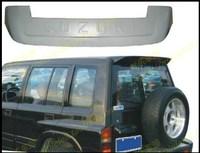 For Vitara Spoiler ABS Material Car Rear Wing swift Primer Color Rear Spoiler For Suzuki Vitara Spoiler2005 2008