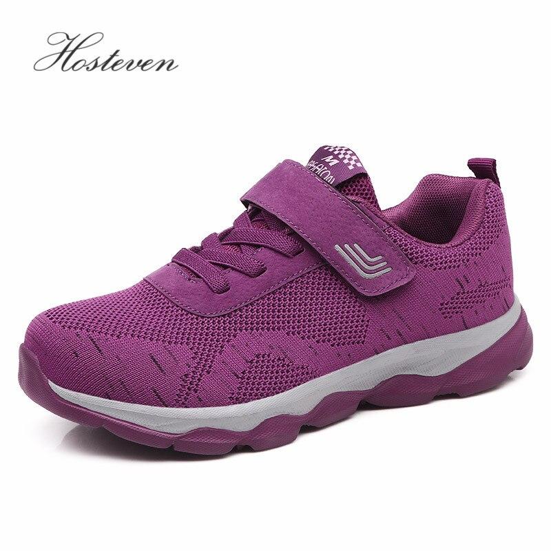 Zapatos Deportivas Para Mujer Casuales Zapatillas Mocasines Moda De Hosteven Caminar rsdCQxth