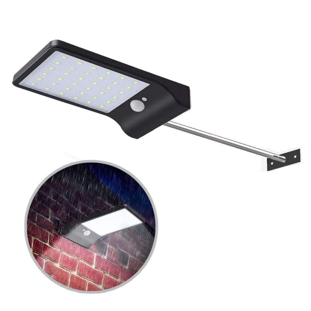 Barn Light With Pir Sensor: Binval 450LM 36 LED Solar Power Street Light PIR Motion