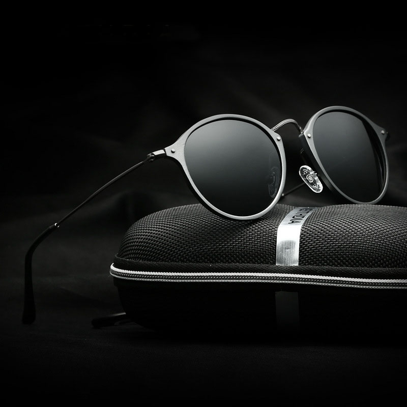 Carter Uomo progettista di Marca lunette Occhiali Da Sole steampunk occhiali Polarizzati Donne carter caldo raggi oculos Occhiali Da Sole Driver Eyewear