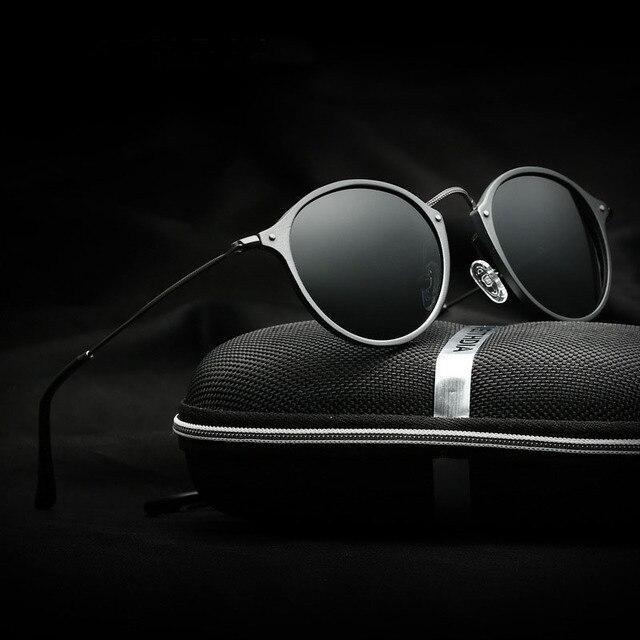1f185afc7 Homens designer de Marca Carter carter hot raios oculos lunette óculos de Sol  óculos Polarizados steampunk
