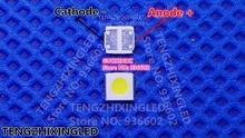 ليكستار LED الخلفية التلفزيون عالية الطاقة LED 1.65 واط 3 فولت 3030 كول الأبيض PT30Z58 V0 تطبيق التلفزيون