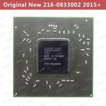 100% nuevo DC: 2015 + 216 0833002 IC Chip 216 0833002 BGA chipset sin plomo de buena calidad
