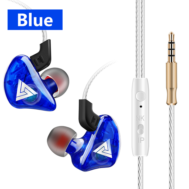 Stereo In-Ear Earphone Earbuds for Apple Xiaomi Samsung Mobile Phone With Microphone HiFi Music ecouteur fone de ouvido ep65