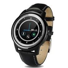 Neue 2016 DM360 upgrade DUAL-CORE-CHIP-DM365 smart uhren Bluetooth 4,0 MTK2502 IP67 Runde smartwatch IOS Android für iphone samsung wasserdichte