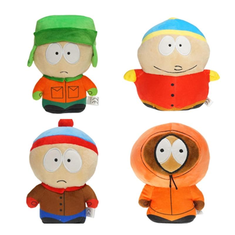 Anime South Park Cartoon Plush Toys Soft Cotton Stuffed