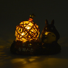 Totoro Japanese Style LED Lamp