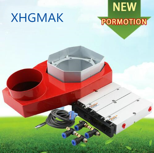 Spindle Dust Cover 100mm Size CNC Router Vacuum Cleaner Dust Protection For ATC Woodworrking Machine Center Dustproof