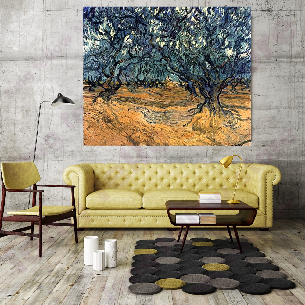 Custom DIY Number Painting Van Gogh Paintings Classic Home Decorations Paint By Numbers Room Wall Decor Coloring by Numbers Gift