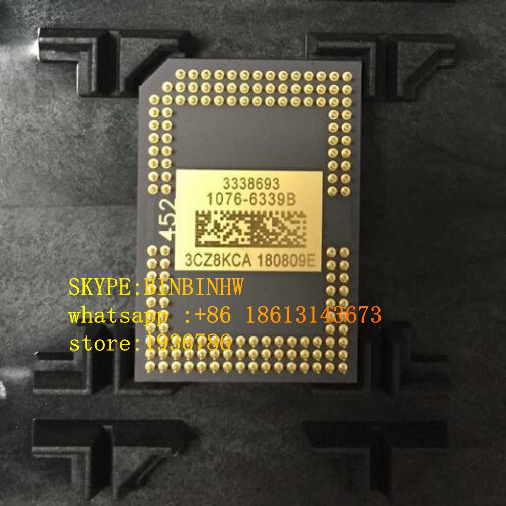Original DMD 1076-6438B 1076-6038B 1076-6039B 1076-6138B 1076-6139B 1076-6338B 1076-6339 for BenQ NEC Sharp TELL ACER Projector dmd chip 1280 6038b 1280 6039b 1280 6138b 6139b 6338b for dlp projectors
