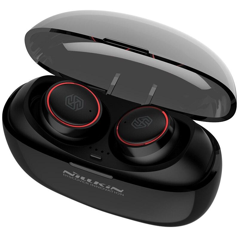 NILLKIN Liberty TWS Bluetooth 5.0 écouteur véritable sans fil Sport casque étanche écouteurs mains libres appels avec étui de charge