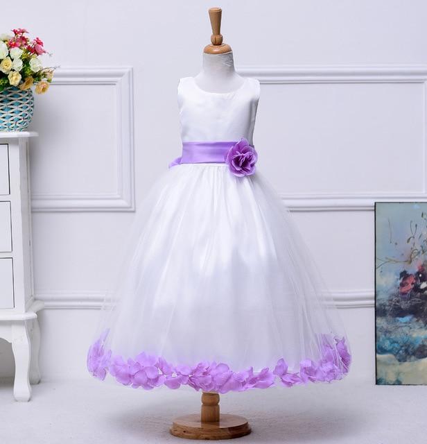 c6aa66ab184 3 т 10 12 14 лет Девочки пасхальные платья подростки детские Принцесса  цветок свадьба день рождения