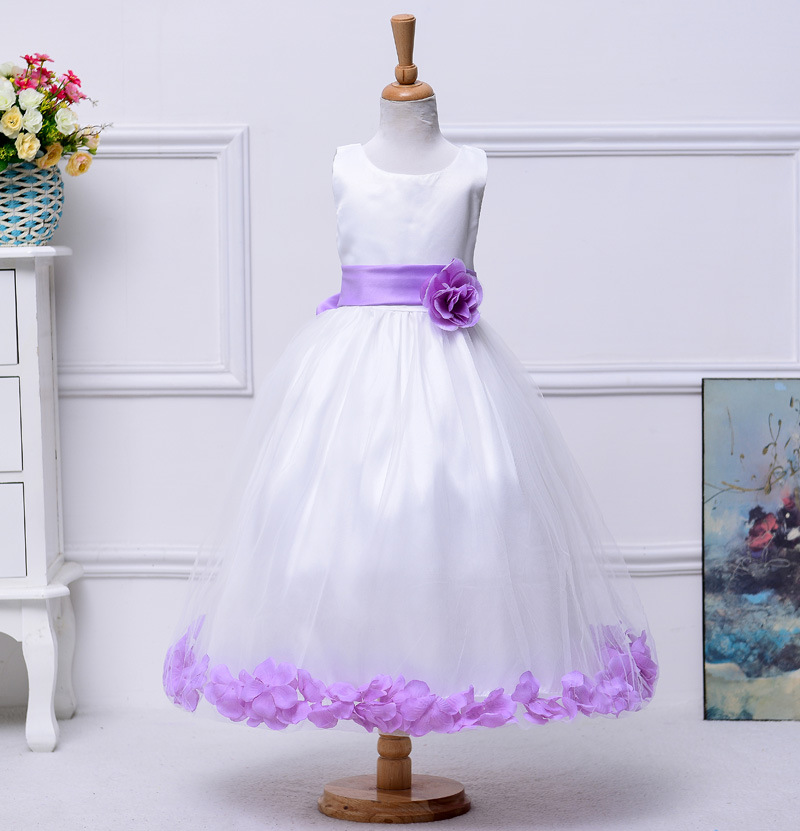 3t 10 12 14 years Girls easter dresses teenagers baby Princess ...