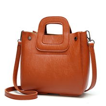 Ladies Crossbody Bags For Women 2019 Bucket Bag Sheep Pattern PU Leather Mini Female Purses And Handbags Messenger Designer Bags недорого