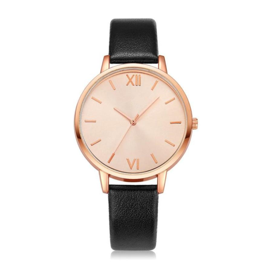 LVPAI Quartz Watch Leather Clock Ladies Dress Watches Women Luxury Fashion Casual Wristwatches 18FEB24 kimio women quartz watches leather dress watch fashion design ladies wristwatches 2017 luxury brand female gift clock kw518