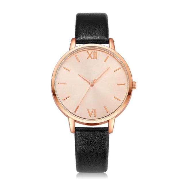 LVPAI Quartz Watch Leather Clock Ladies Dress Watches Women Luxury Fashion Casua