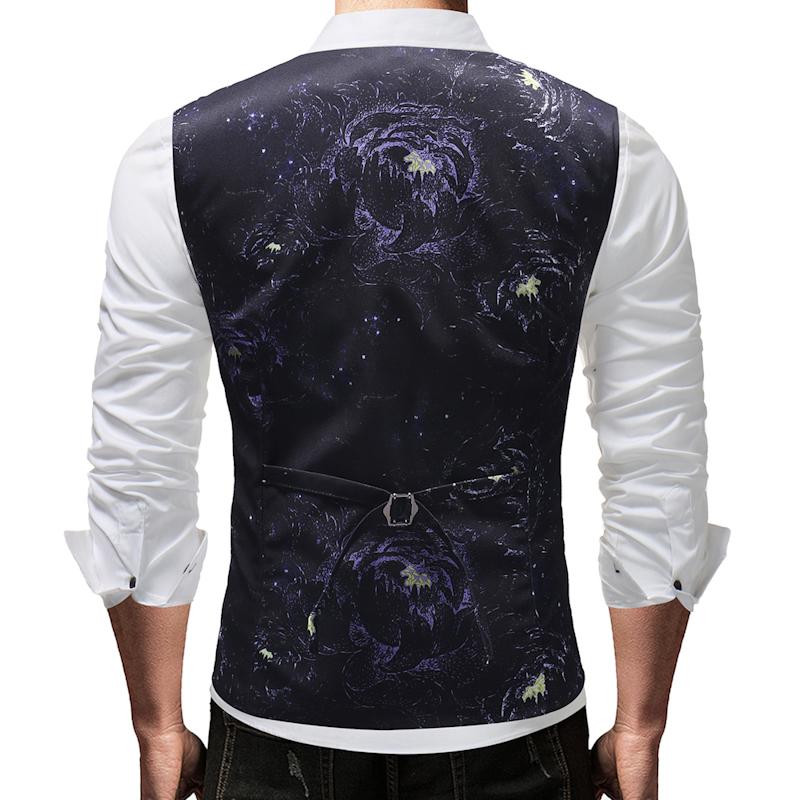 875aed96032 Men Clothes 2018 New Chalecos Para Hombre Men Fashion 3D Print ...
