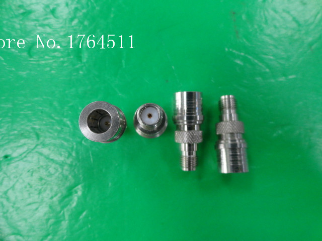 [BELLA] Imported Stainless Steel QMA Disassemble Blind Plug To SMA Female Adaptor  --5PCS/LOT