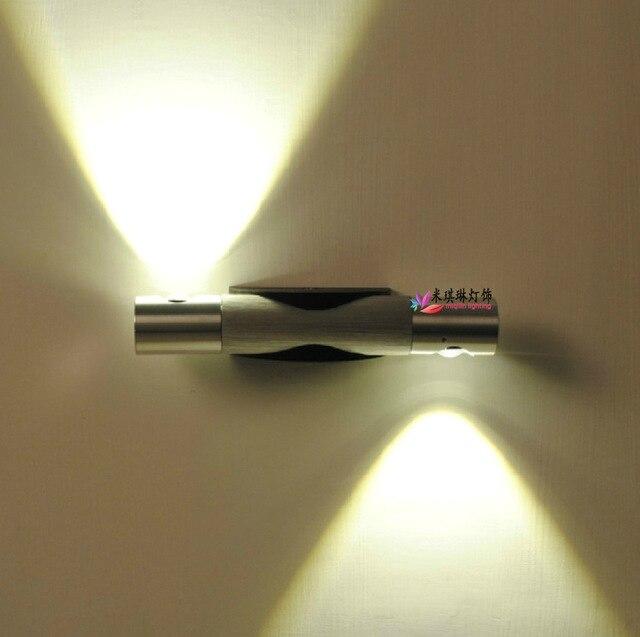 Moderne hoge kwaliteit Muur Lampen led lampen woonkamer Dubbele ...