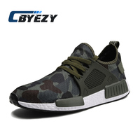 2018 Breathable Men's Running Shoes Military Camouflage Sneakers for Men Light Trainers Sport Shoes zapatillas hombre deportiva