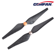 Gemfan 9443 Self Lock Props 3K Carbon Fiber for for Walkera Tali H500 / Scout X4