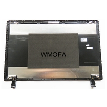Для Lenovo IdeaPad 100-15 100-15IBY ноутбук Топ ЖК-дисплей задняя крышка новый черный и серый чехол