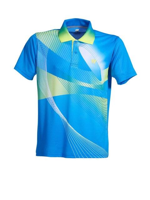 Sportswear Quick Dry breathable badminton shirt Jerseys,Women/Men Volleyball Golf table tennis Bowling Trainning men T Shirts