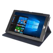 Chuwi hibook/hi10 pro/hibook pro leather case funda protectora de cuero pu hi10 plegable stand case cubierta para 10.1 pulgadas pro tablet case
