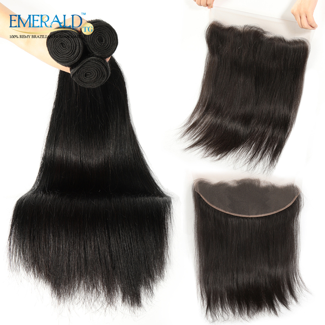 Beautiful Bliss Hair 13x4 Lace Frontal Closure With Bundles