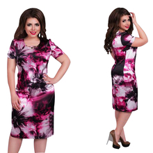 Women's Summer Party Wear Extra Size Dress