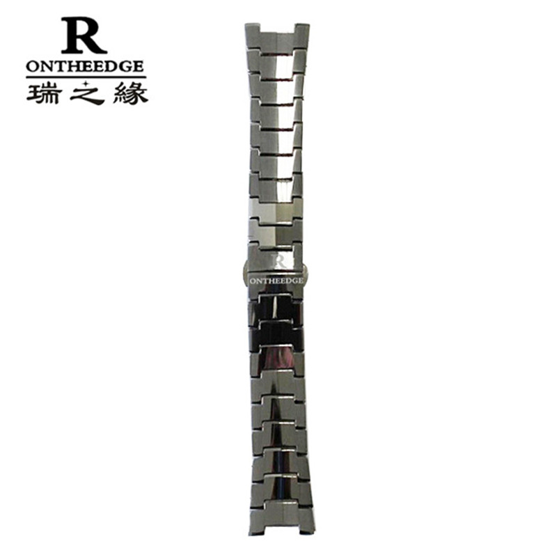 Ontheedge Tungsteno Orologio 001 Di Tungsteno Watch Band E Di Collegamento Parti
