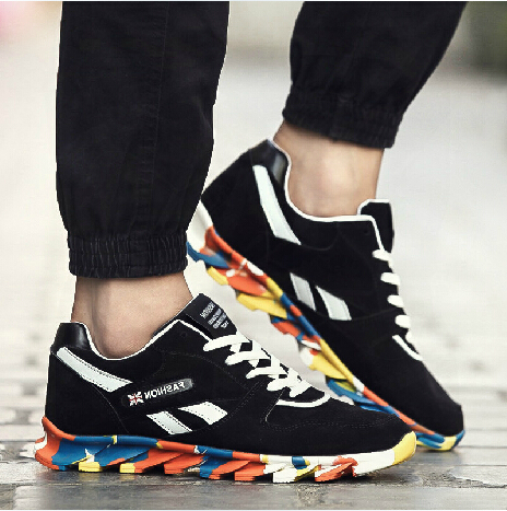 high quality new yeezies men shoes spring autumn lace up