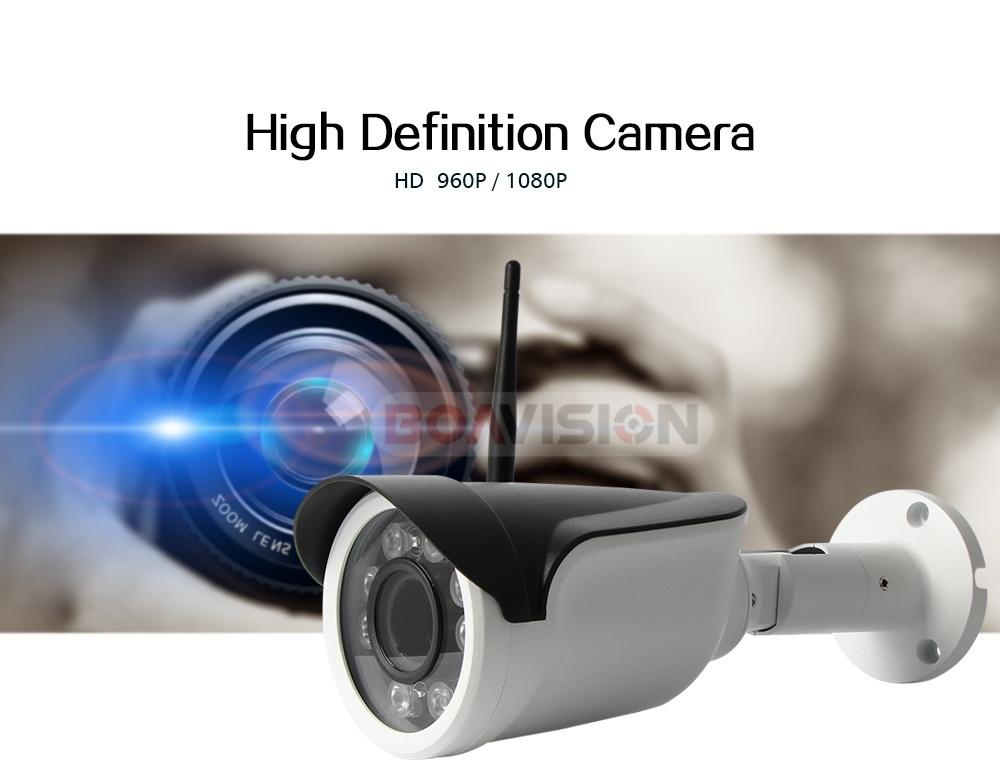 03 1080P IP Camera