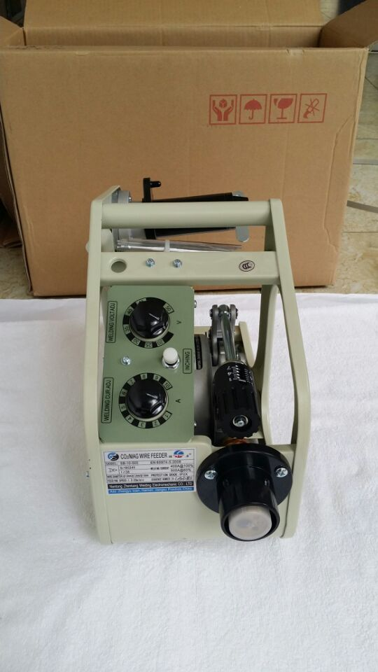 SB-10-C1 MIG MAG Welding Machine Welder Wire Feeder Motor with euro connector 24V 1.5-20m/min for solid wire цена