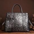 Новый ручной работы из кожи протрите цвет женская сумка ретро мешок почты сумки первый слой кожи отдых плеча сумку