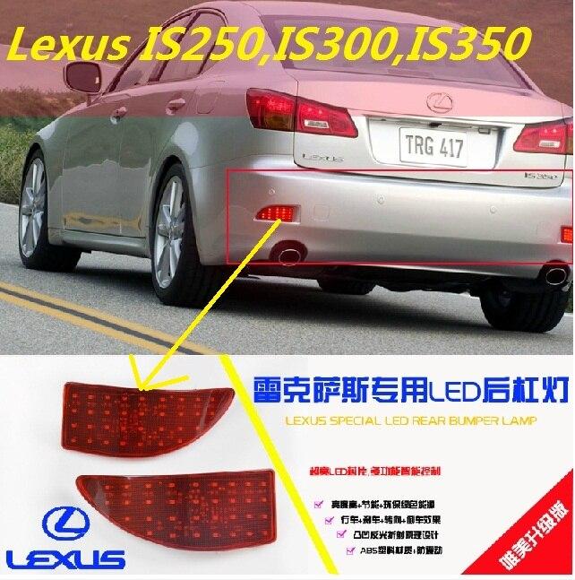 Lexu IS250 IS300 rear light;2006~2012,LED,free ship!CT200H,ES250 ES300,GS350,GS430,GS460,GX460,RX300,RX350,IS250 IS300 fog light
