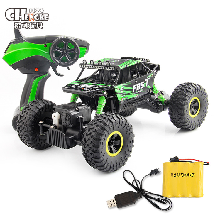 Remote control car climbing car four-wheel drive large-scale remote control off-road vehicle high-speed remote control car four wheel drive remote control vehicle off road high speed children s competitive sports toys rc cars remote control car