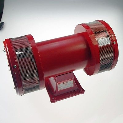 AC230V 2A 160db Motor Driven Air Raid Siren Metal Horn Industry Boat  Alarm ac 110v 230v 160db motor driven air raid siren metal horn industry boat alarm ms 590