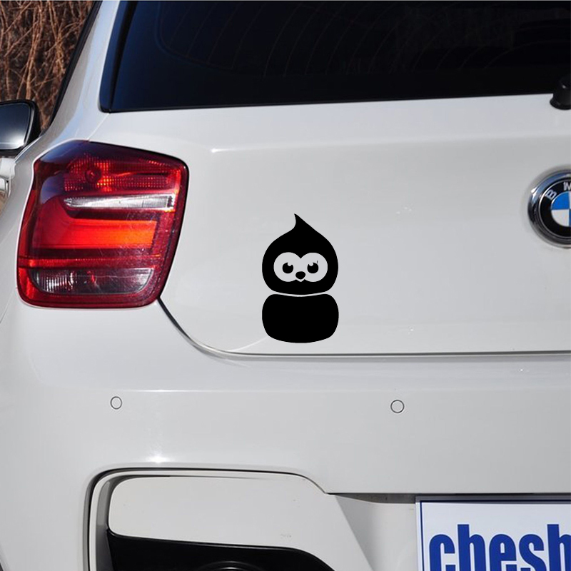 Wholesale 10pcs lot 20pcs lot ingy funny bumper sticker vinyl laptop car truck decals window white in car stickers from automobiles motorcycles on