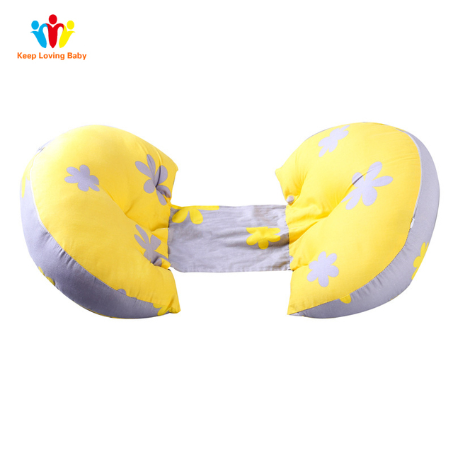Pillow for pregnant women U Type Belly Support Side Sleepers Pregnancy  Protect Waist Sleep Pillow