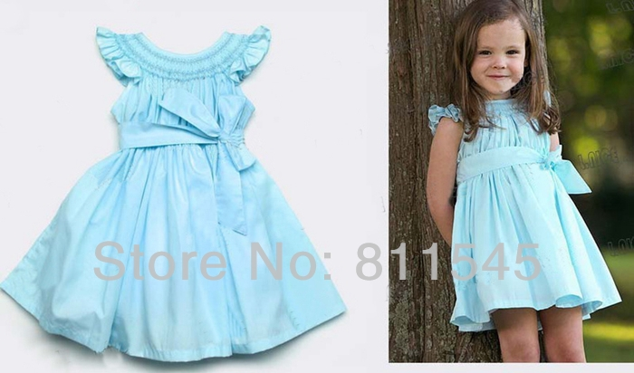 Popular Toddler Blue Dress-Buy Cheap Toddler Blue Dress lots from ...