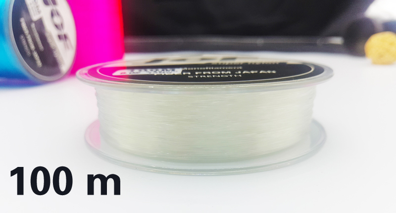 Image 5 - 500m nylon line Durable transparent fishing line super strong monofilament main line thread bulk spool pesca fly fihing-in Fishing Lines from Sports & Entertainment