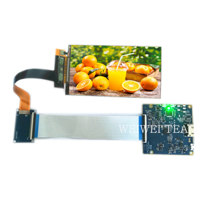 Image 2 - 5.5 inch 2K LCD screen 2560*1440 LS055R1SX03 display with HDMI to MIPI controller board for WANHAO D7