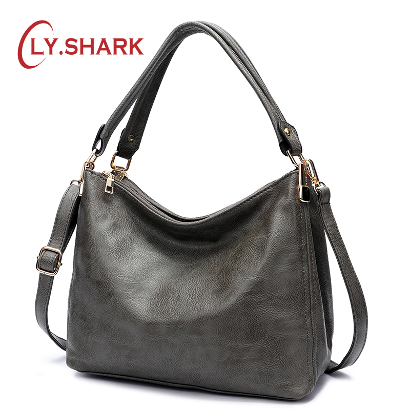 LY.SHARK Messenger Bag Women 2018 Luxury Handbags Women Bags Designer Bag Lady PU Leather Crossbody Bags For Female Famous Brand casio pro trek prg 600yb 3e