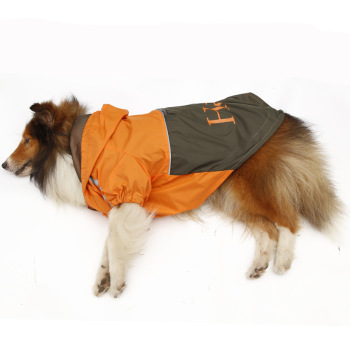 New arrival large dog fashion rain jackets clothes big dogs raincoats costume pet accessories hoodies pets clothing 1pcs L-XXXL