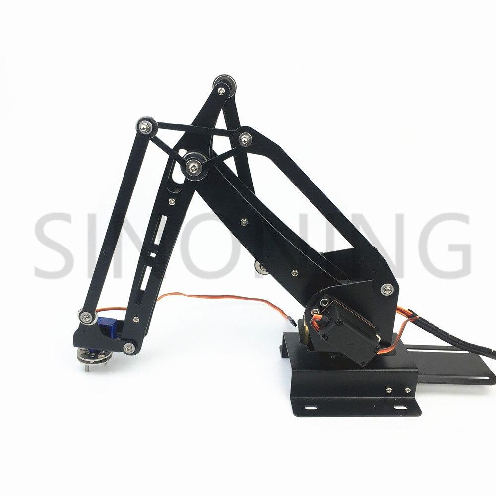 Mechanical Robot Arm Simulation Abb Industry Manipulator Stand with Full Digital Servo Controller