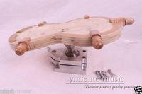 Скрипки Инструменты Скрипки чайник Инструмент 4/4 деревянный поднос вращающийся эстакады металла Средства ухода за кожей Скрипки Аксессуар